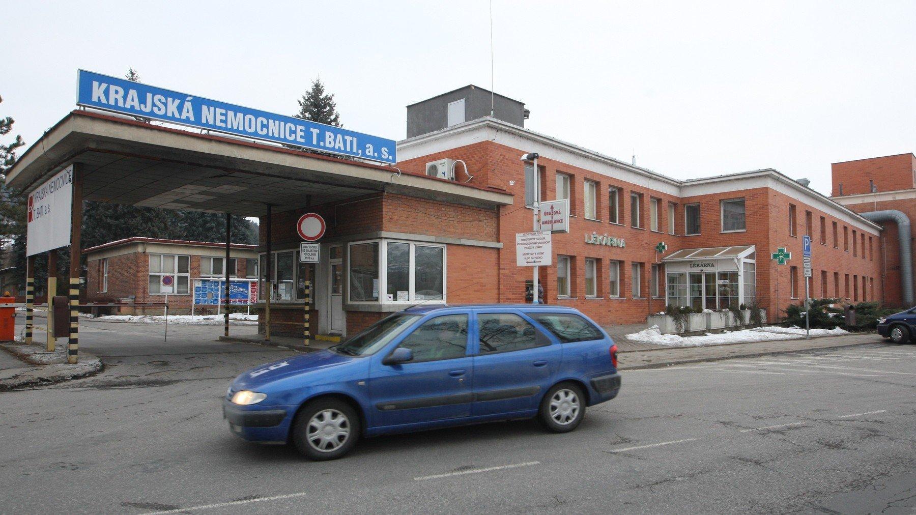 Krajská nemocnice ve Zlíně