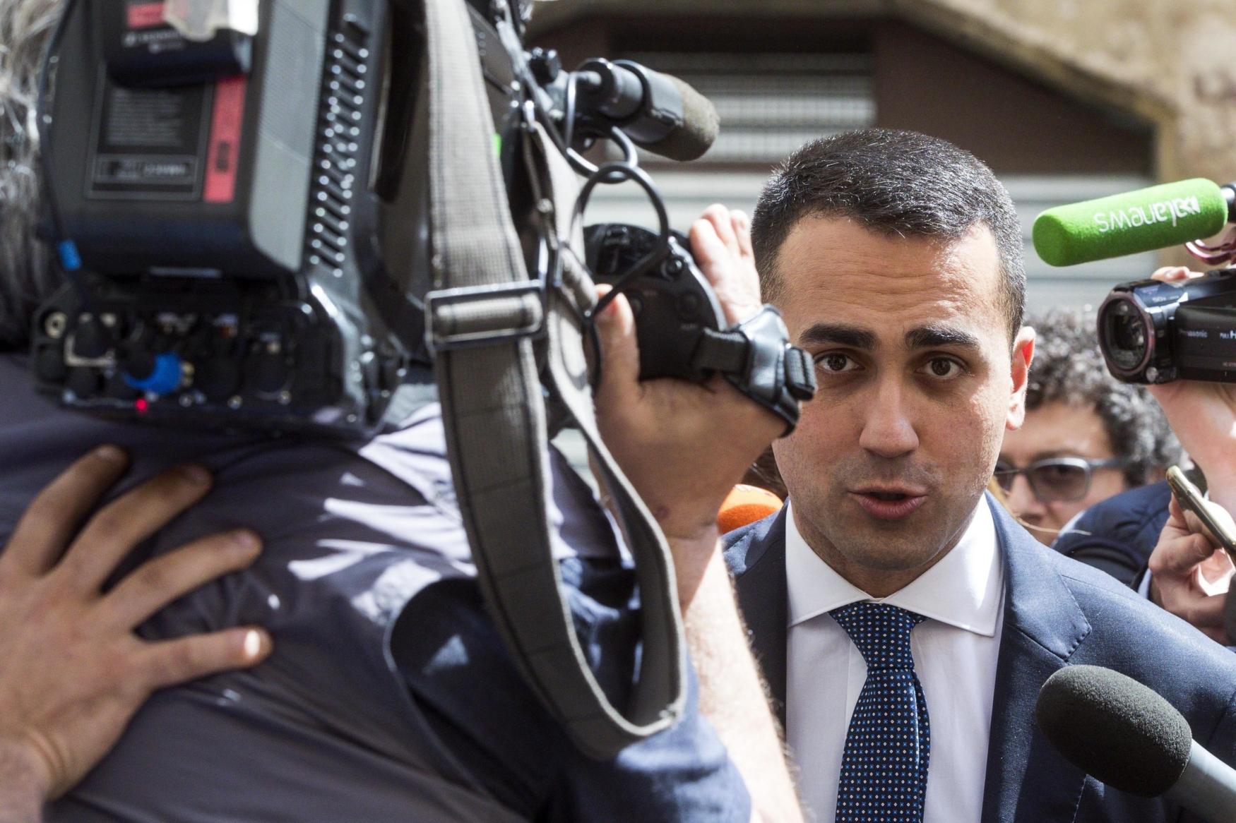 Luigi Di Maio, šéf populistického Hnutí pěti hvězd, pravděpodobně zasedne v nové italské vládě