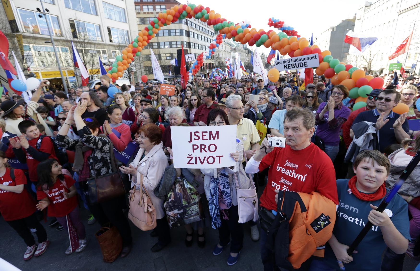 Národní pochod pro život a rodinu