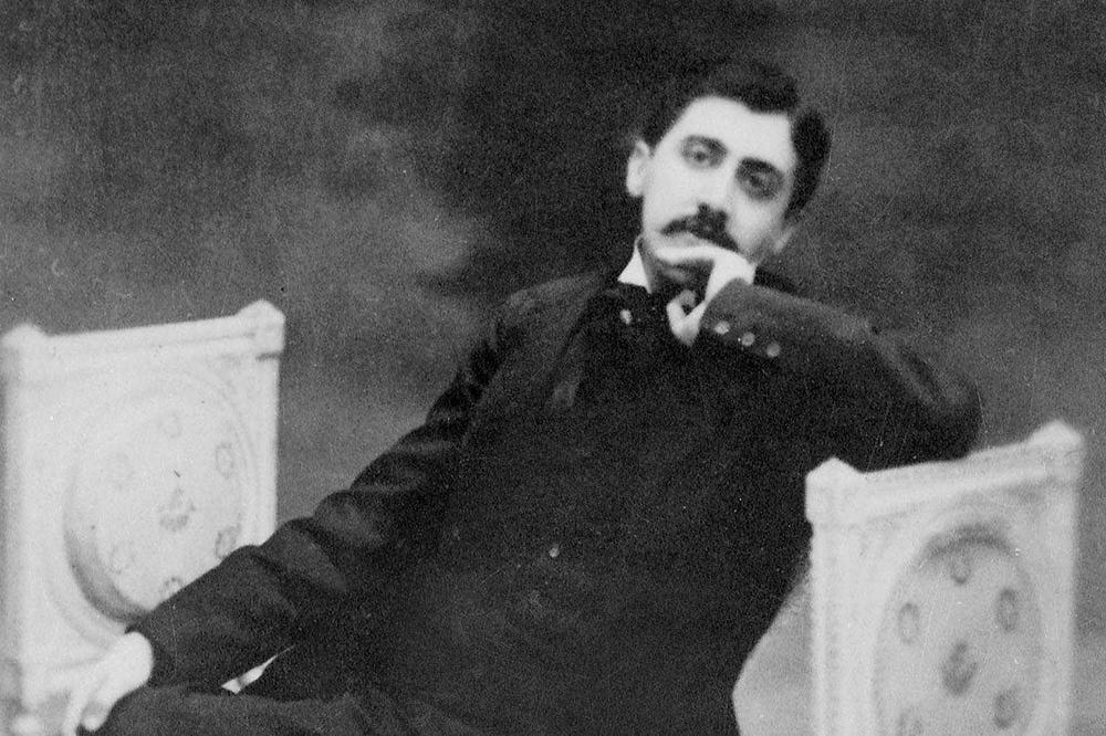 Marcel Proust v roce 1895