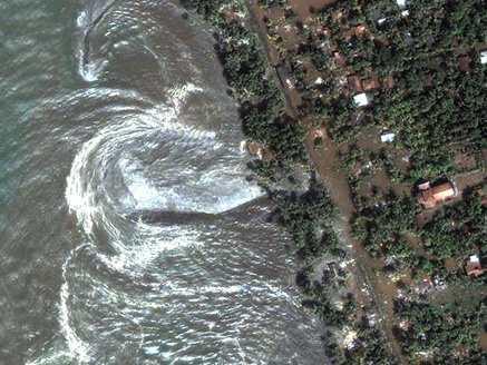 Tsunami u pobřeží Srí Lanky, rok 2004