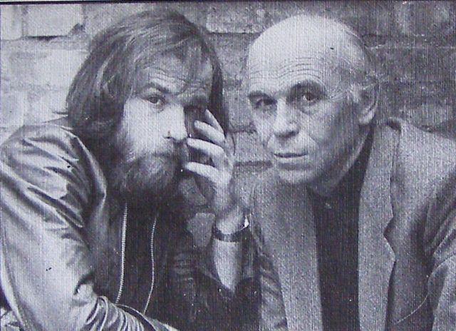 Ivan Kyncl a Karel Kyncl