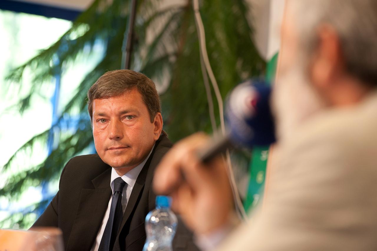 Tomáš Hüner, Náměstek ministra průmyslu a obchodu ČR