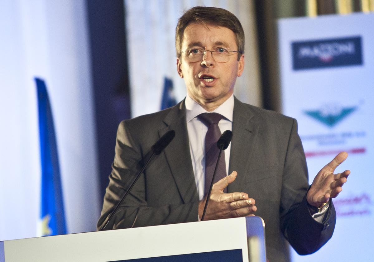 Mezinárodní konference Dny USA a EU, Ivan Mikloš
