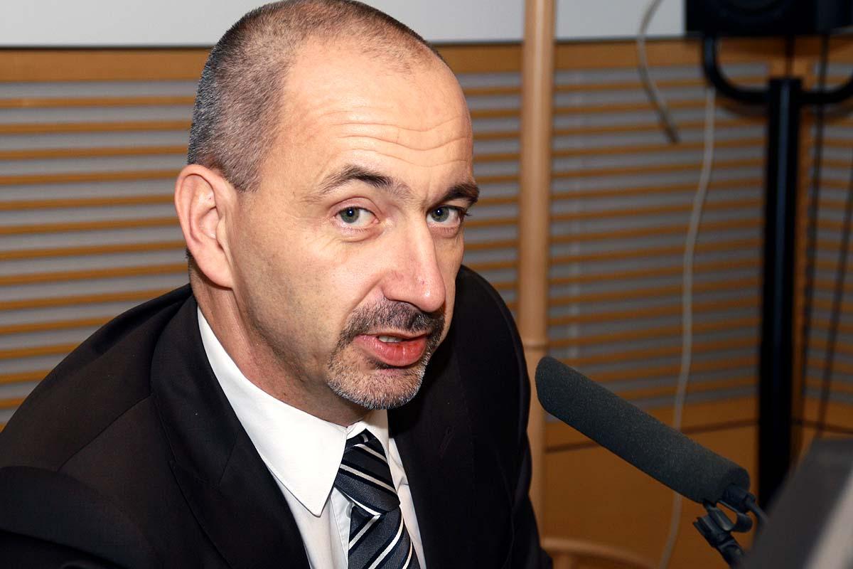 Martin Kuba byl hostem Dvaceti minut Radiožurnálu