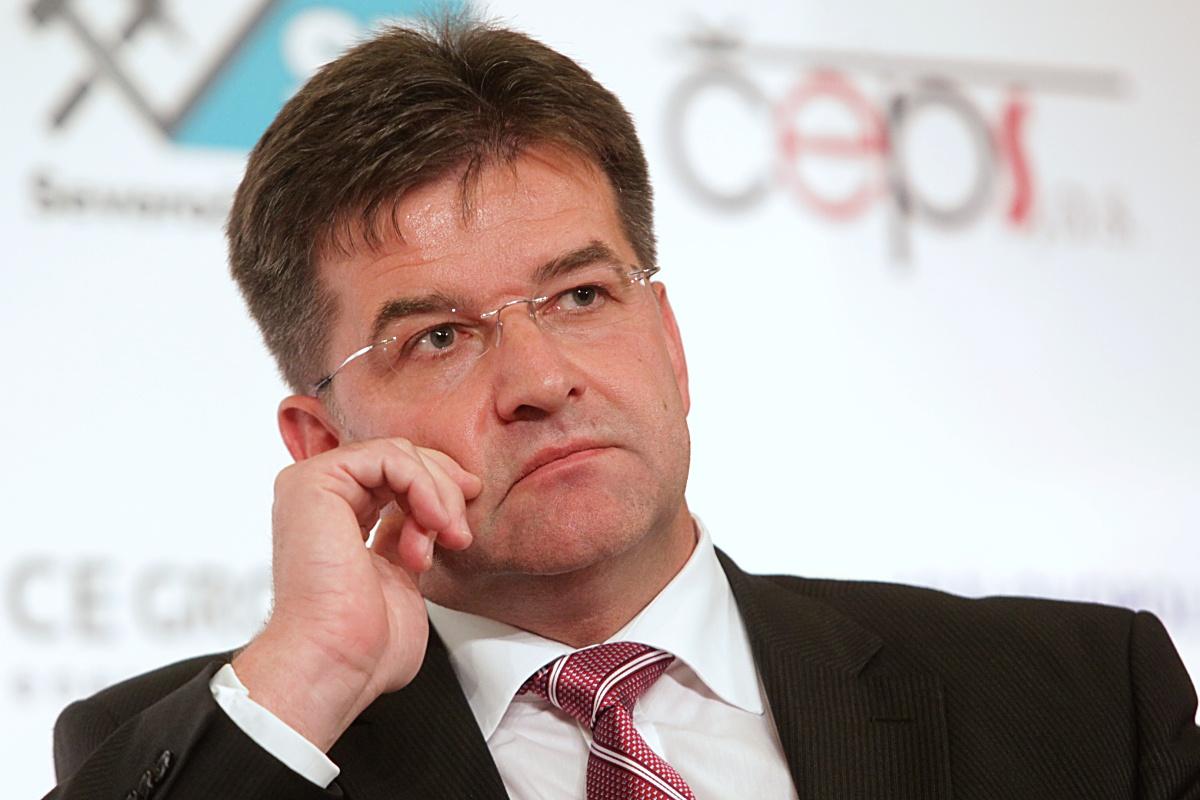 Ministr zahraničních věcí Slovenska Miroslav Lajčák