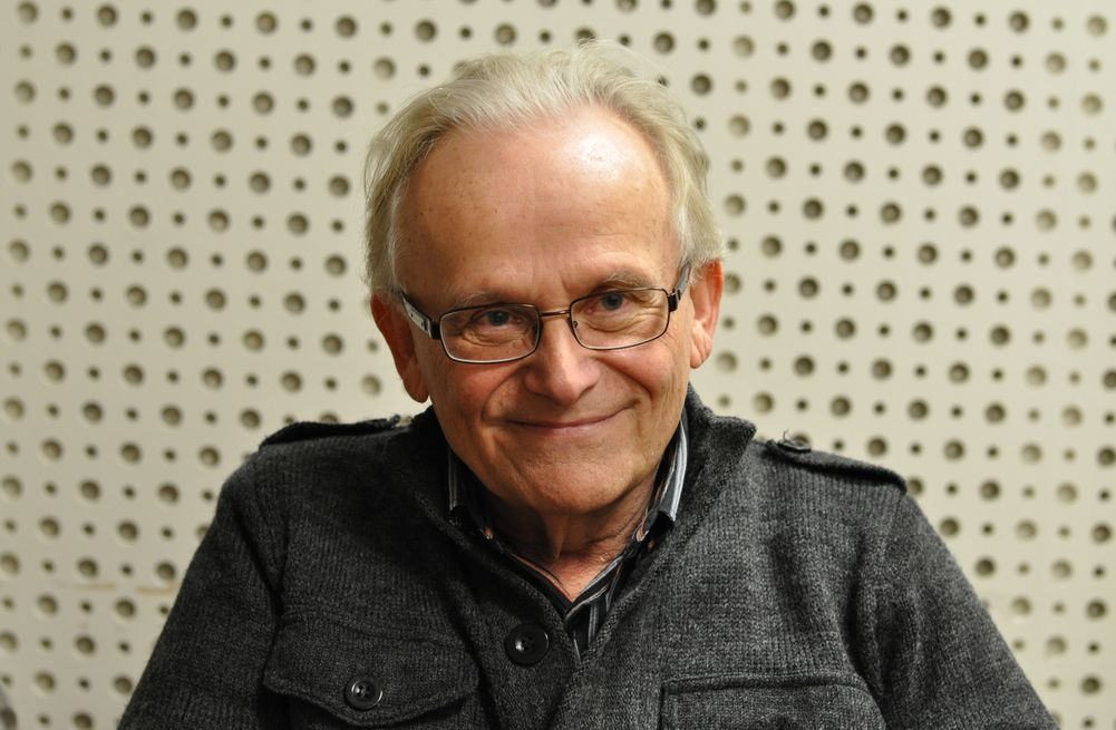 režisér Jiří Svoboda