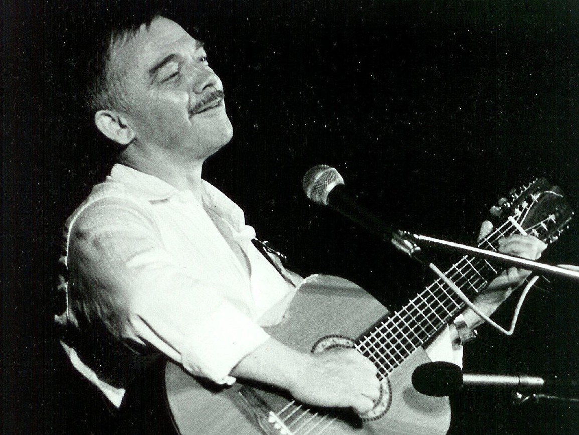 zpěvák Karel Kryl