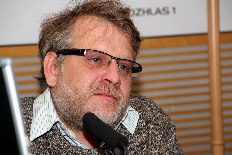 Spisovatel a cestovatel Josef Formánek byl hostem Radiožurnálu