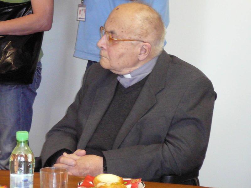 Páter Vladimír Vlček