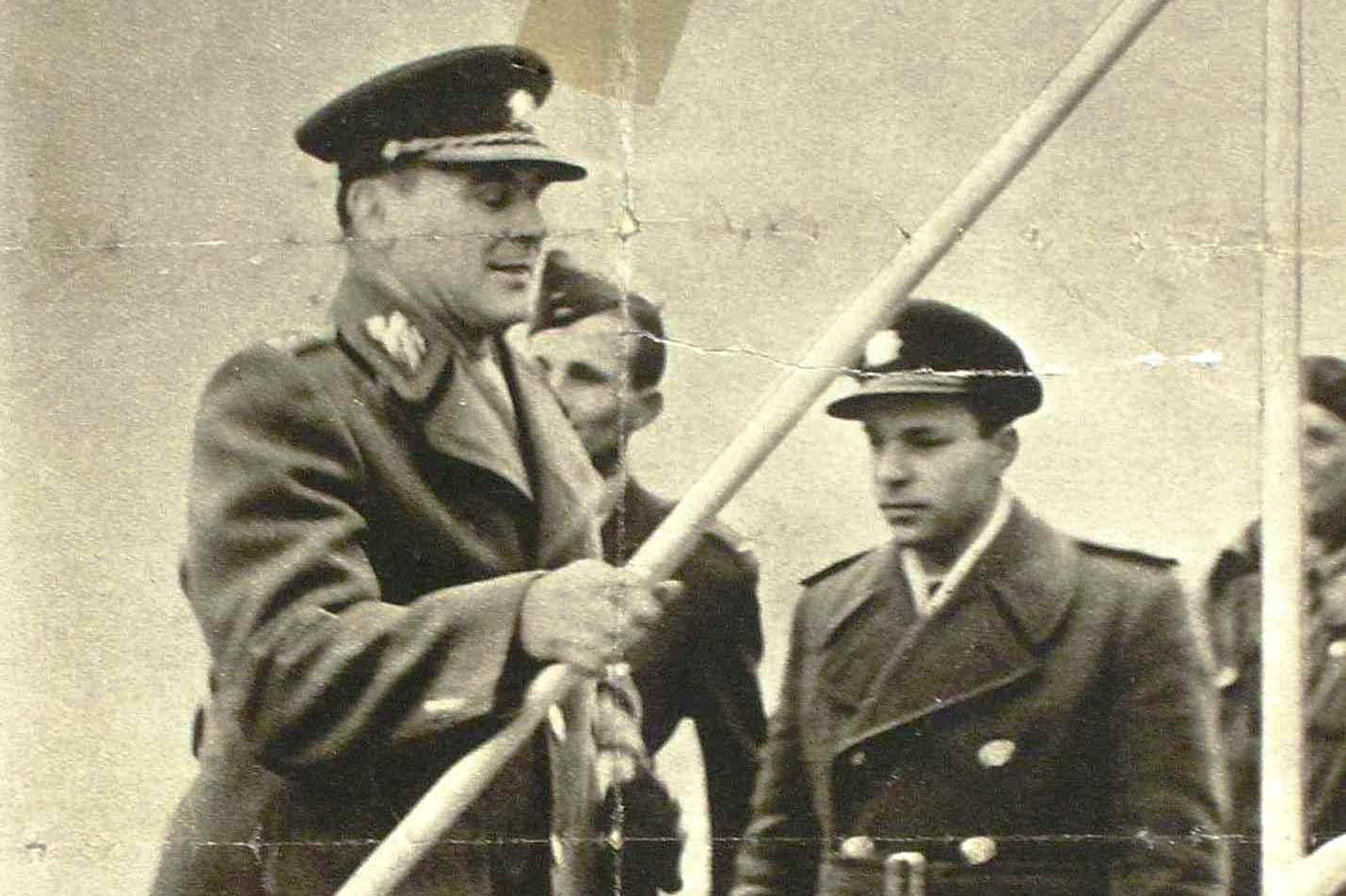 Heliodor Píka, foto ze spisu StB
