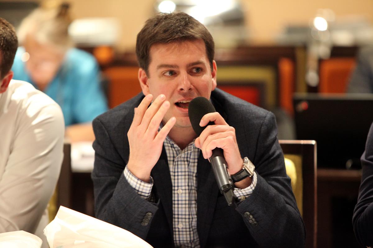 Jan Skopeček, předseda středočeského regionálního sdružení ODS
