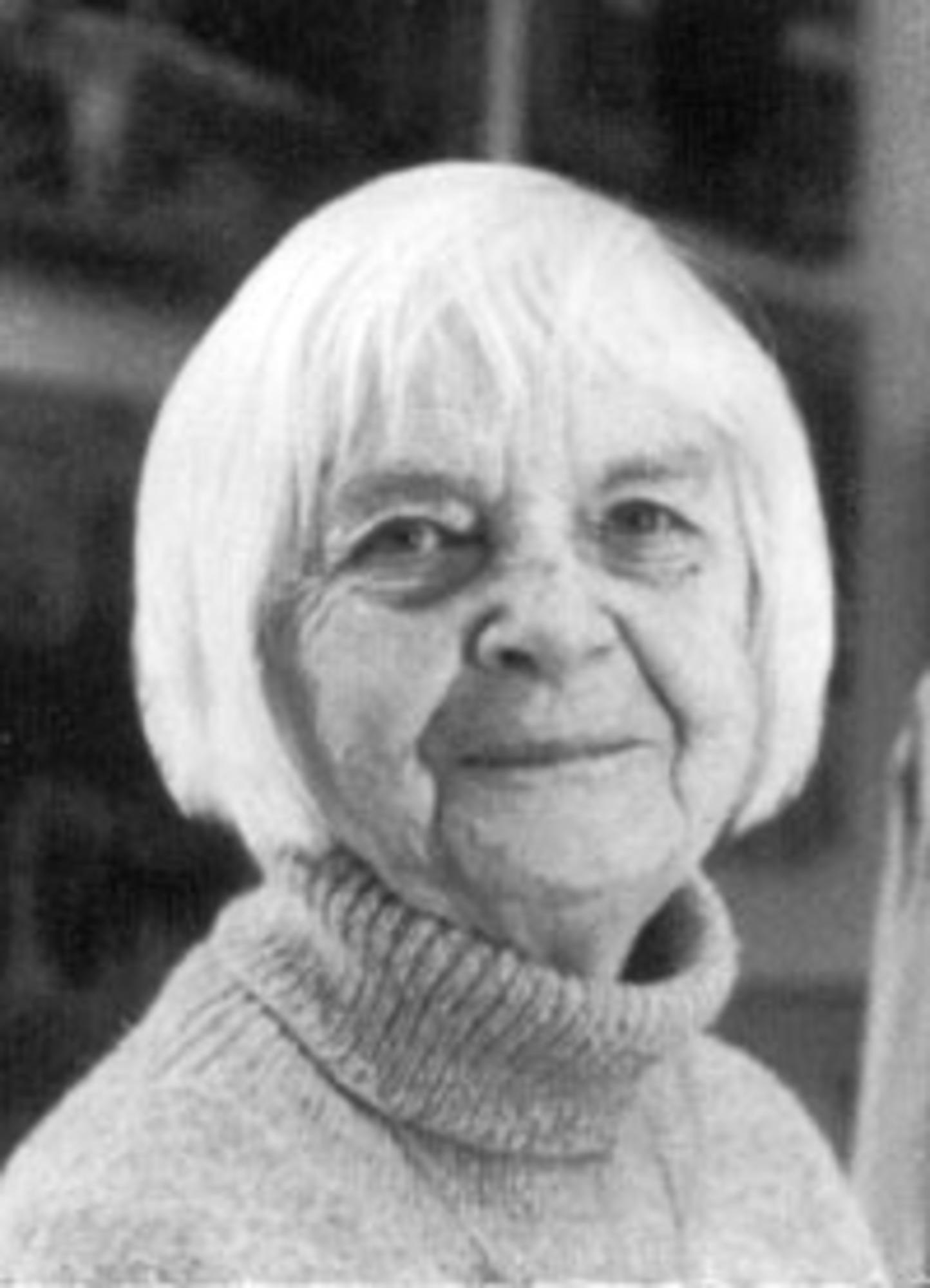 Gertruda Gruberová Goepfertová