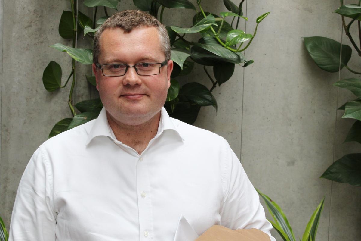 Martin Groman