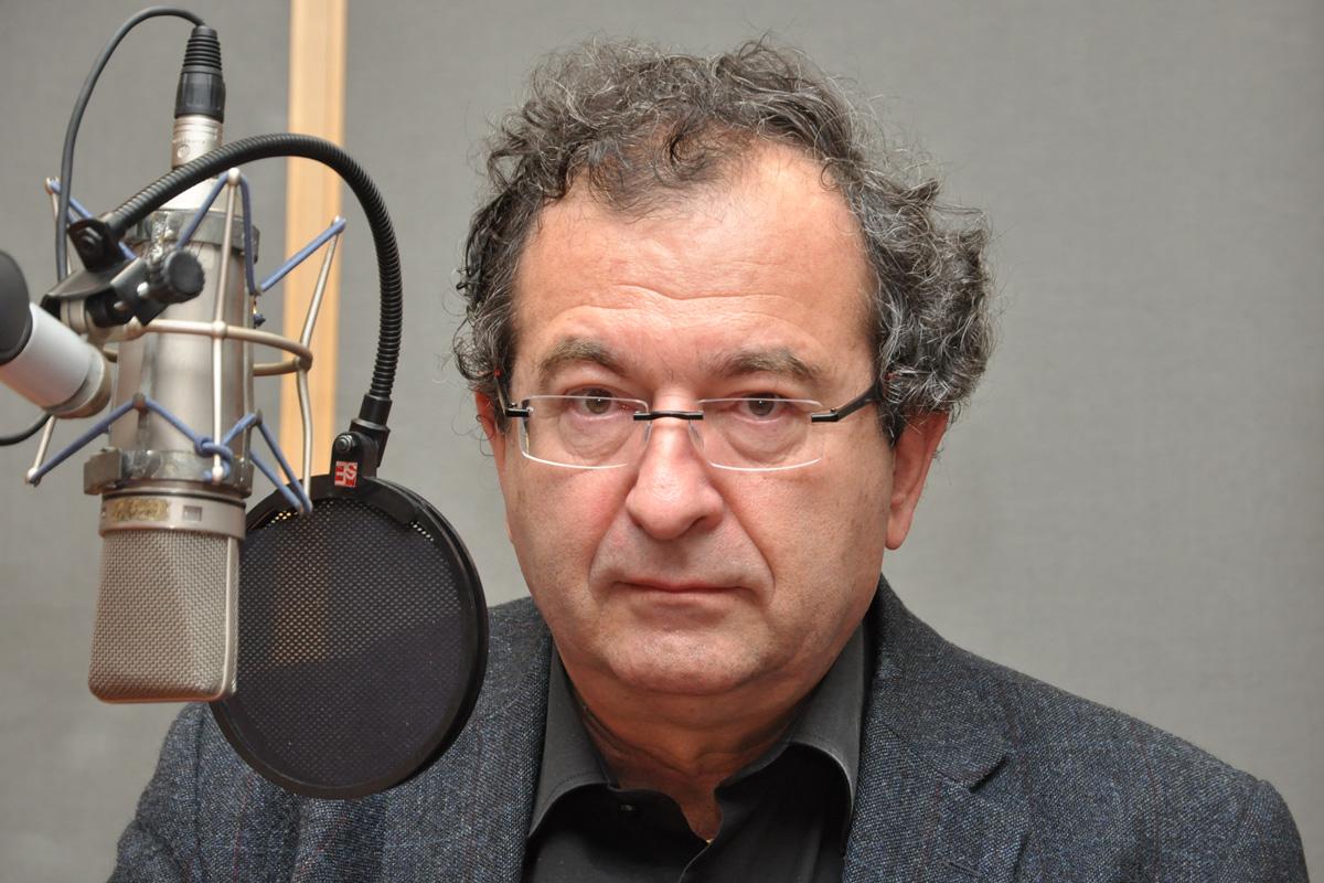 Přední český psychiatr Cyril Höschl
