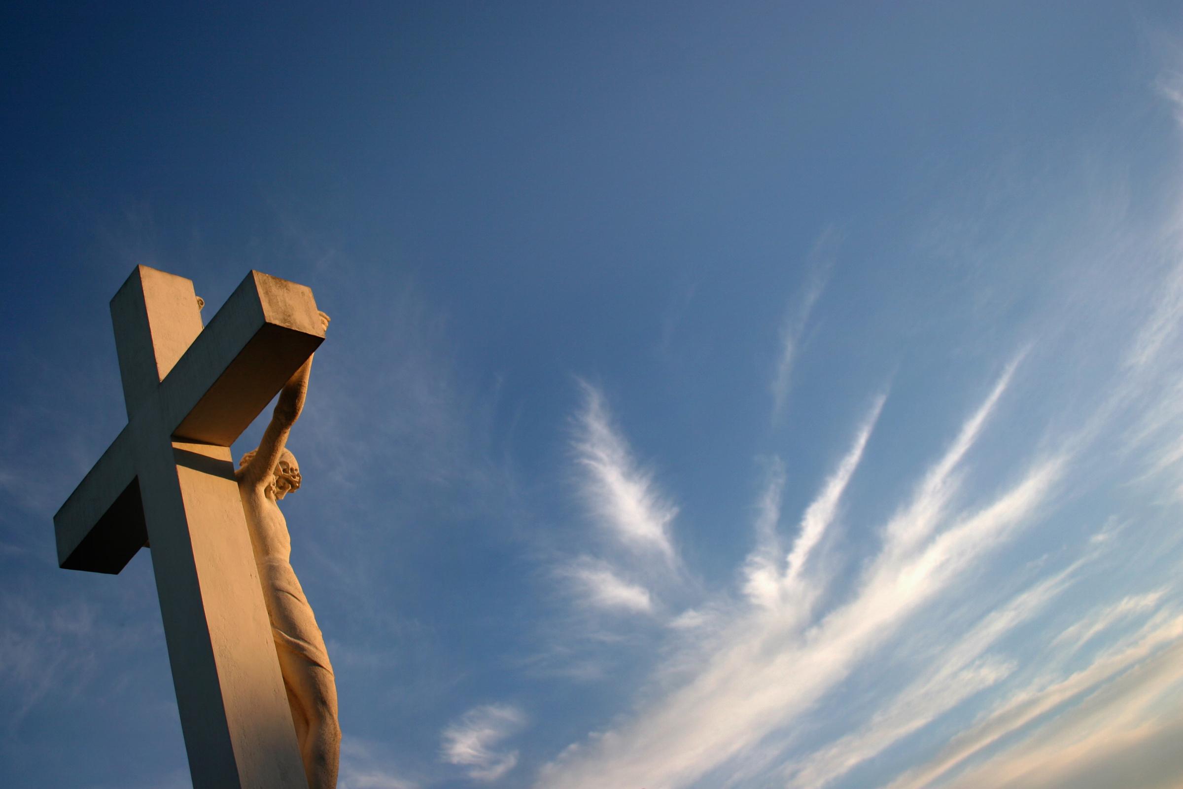 křesťanství - víra - náboženství