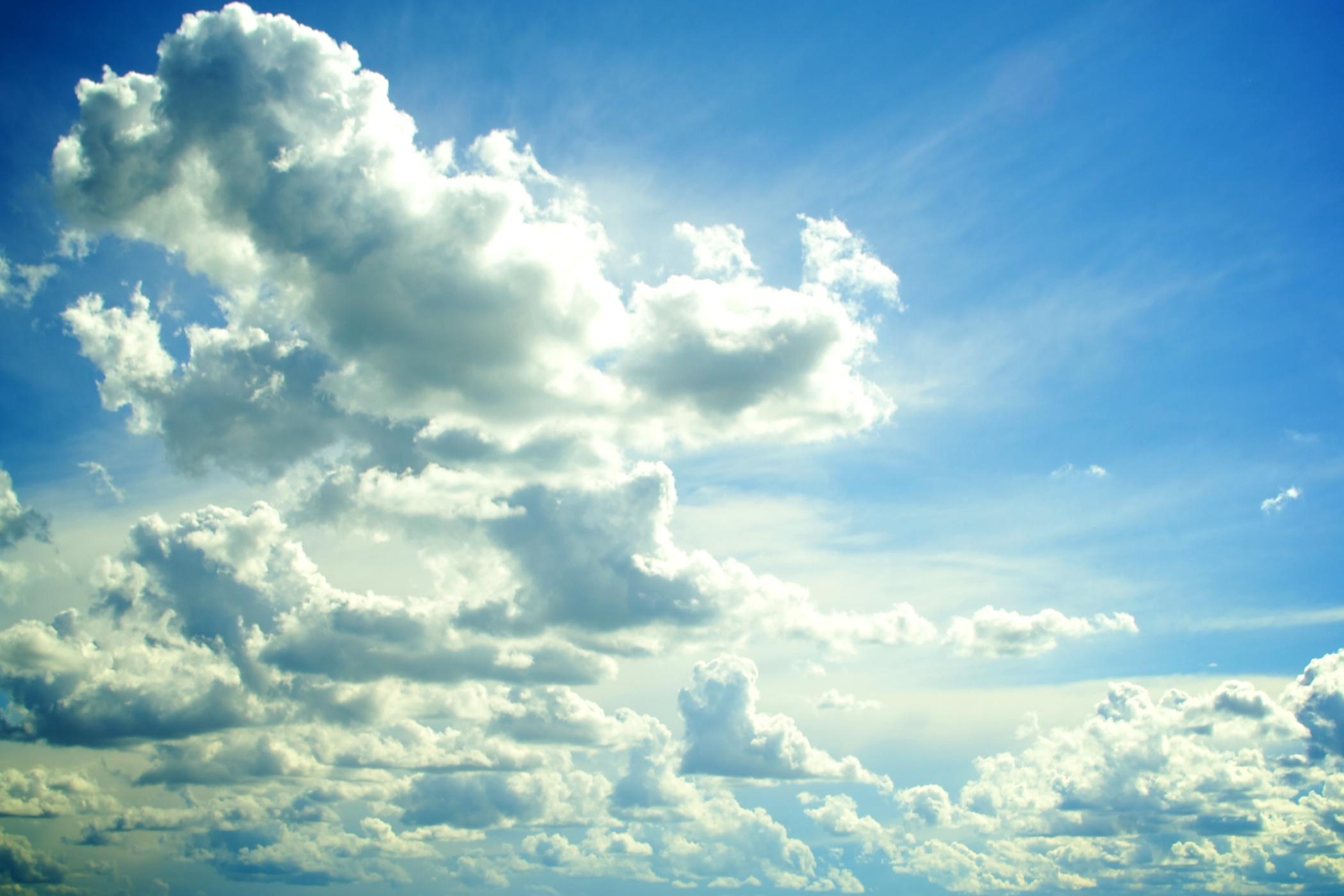 Počasí - mraky