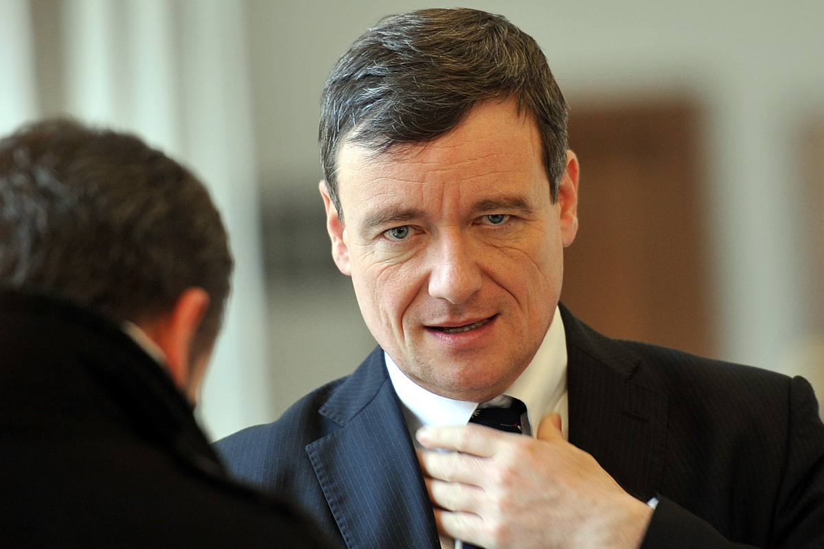 David Rath u krajského soudu v Praze