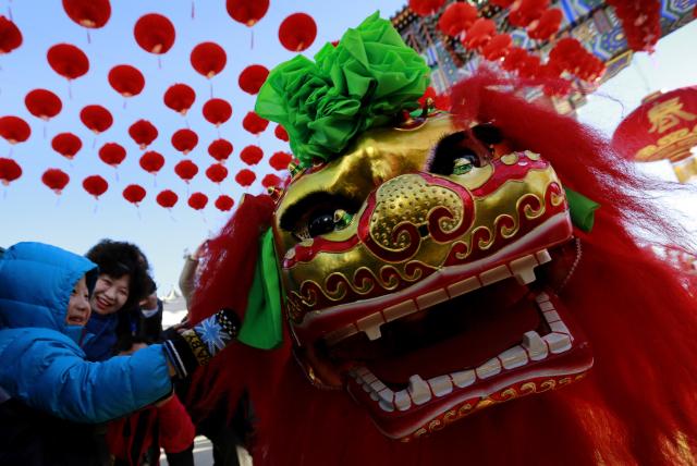Čína (ilustrační foto)