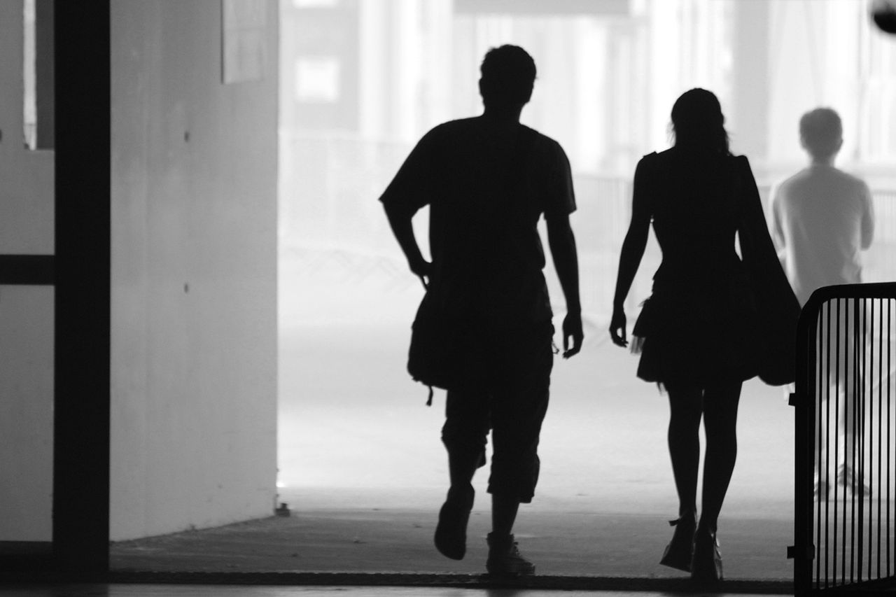 Muž a žena - gender