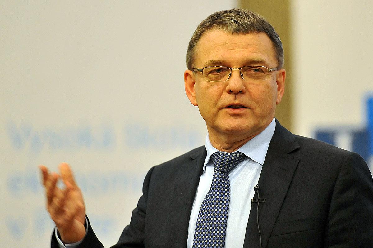 Lubomír Zaorálek, Vysoká škola ekonomická