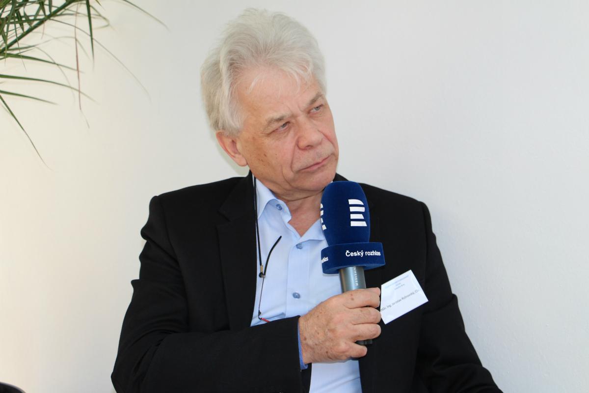 Jaroslav Rožnovský, ředitel brněnské pobočky ČHMÚ