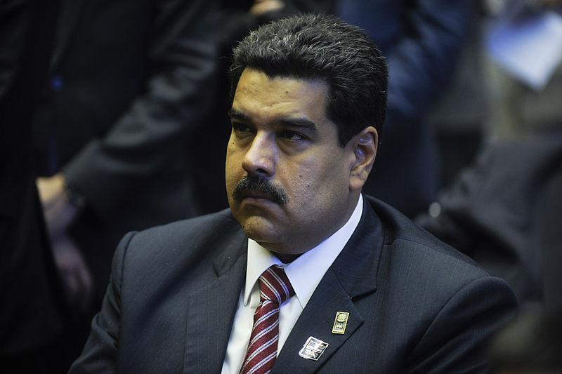 Nicolas Maduro, venezuelský prezident