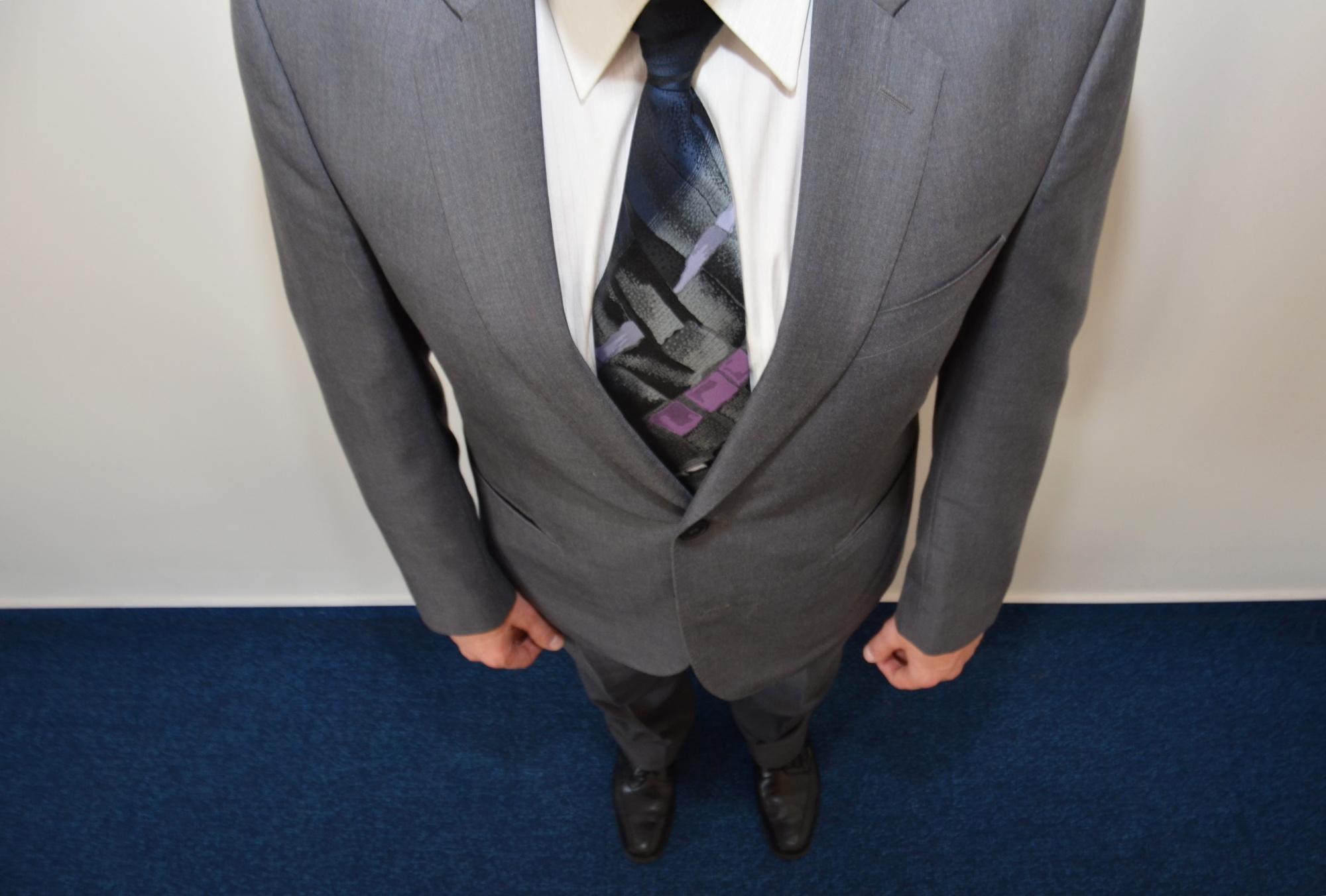 podnikatel, manažer, byznysmen, společenské oblečení, dress code, oblek, kravata (ilustrační foto)