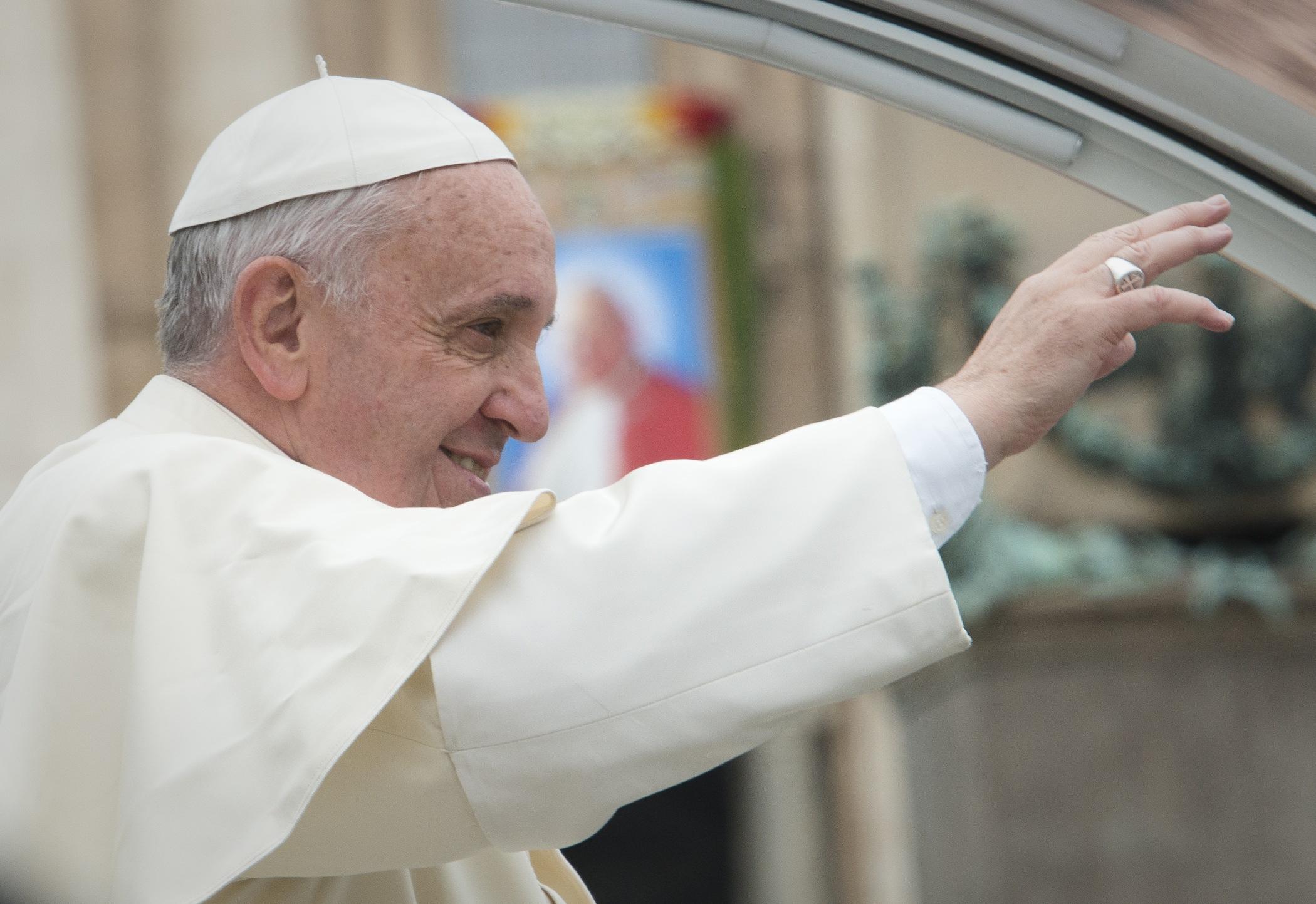 Zastane se papež František kubánských disidentů?