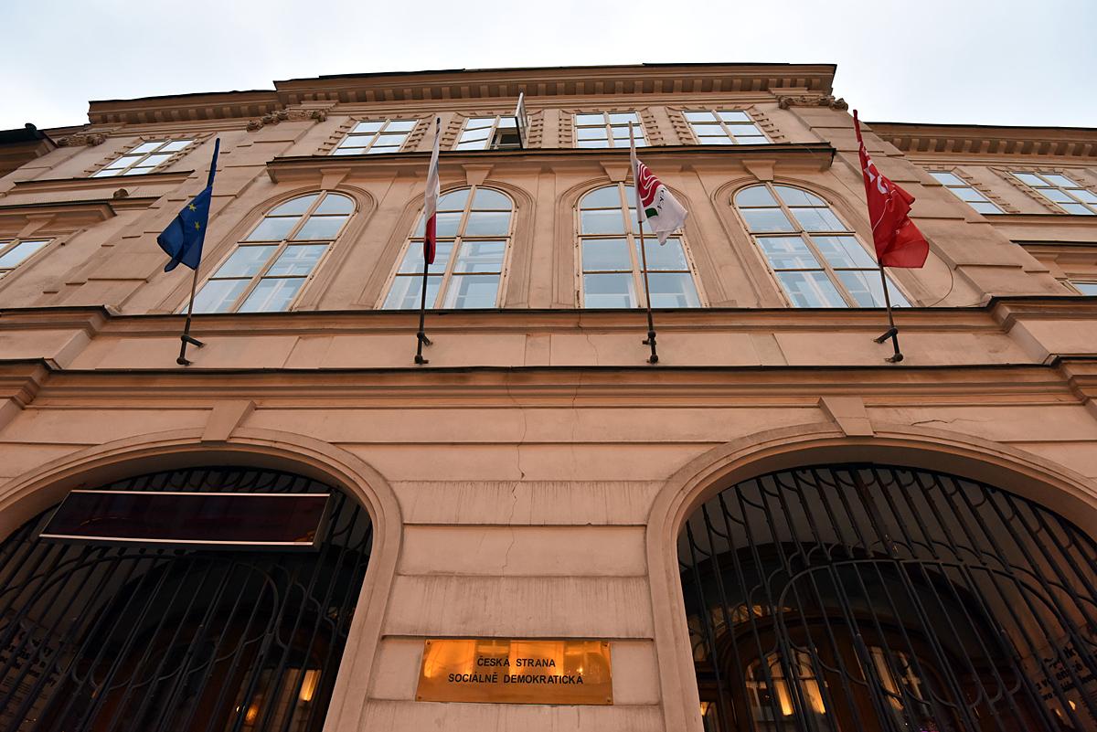 Lidový dům v Praze