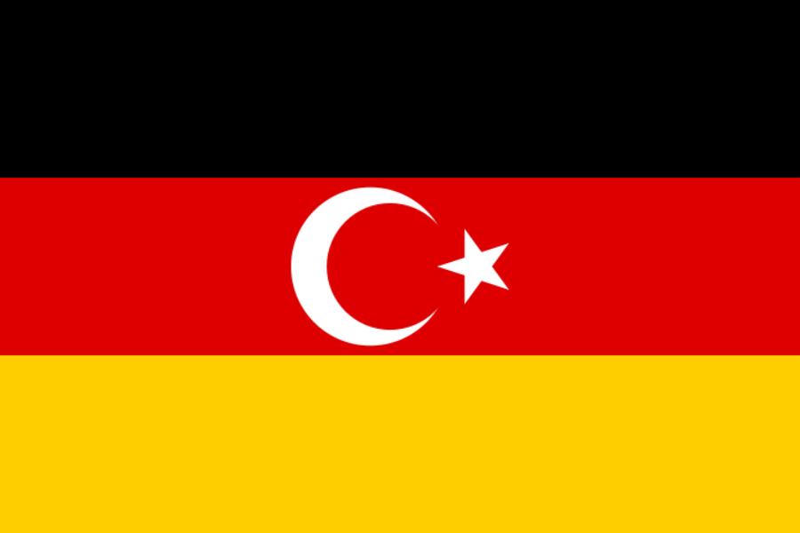 Turci v Německu