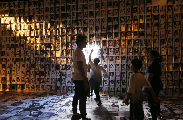 Muzeum ve městě Quezon, severovýchodně od Manily, připomíná 30. výročí filipínské sametové revoluce