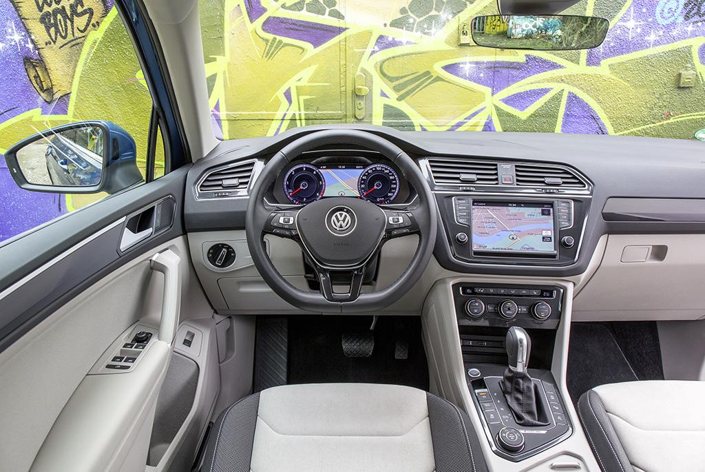 Volkswagen Tiguan 2. generace