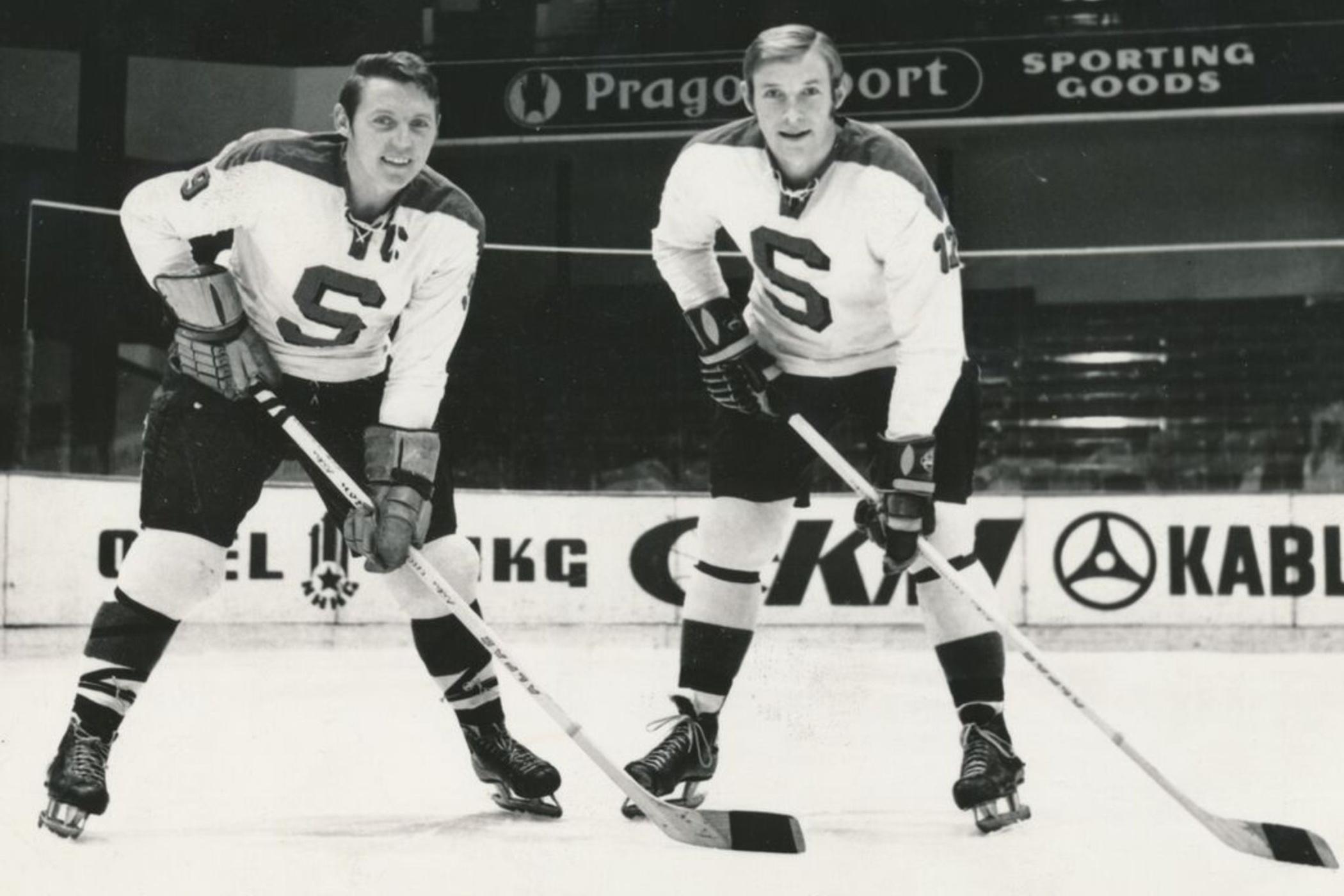 Jan Havel a Jiří Kochta