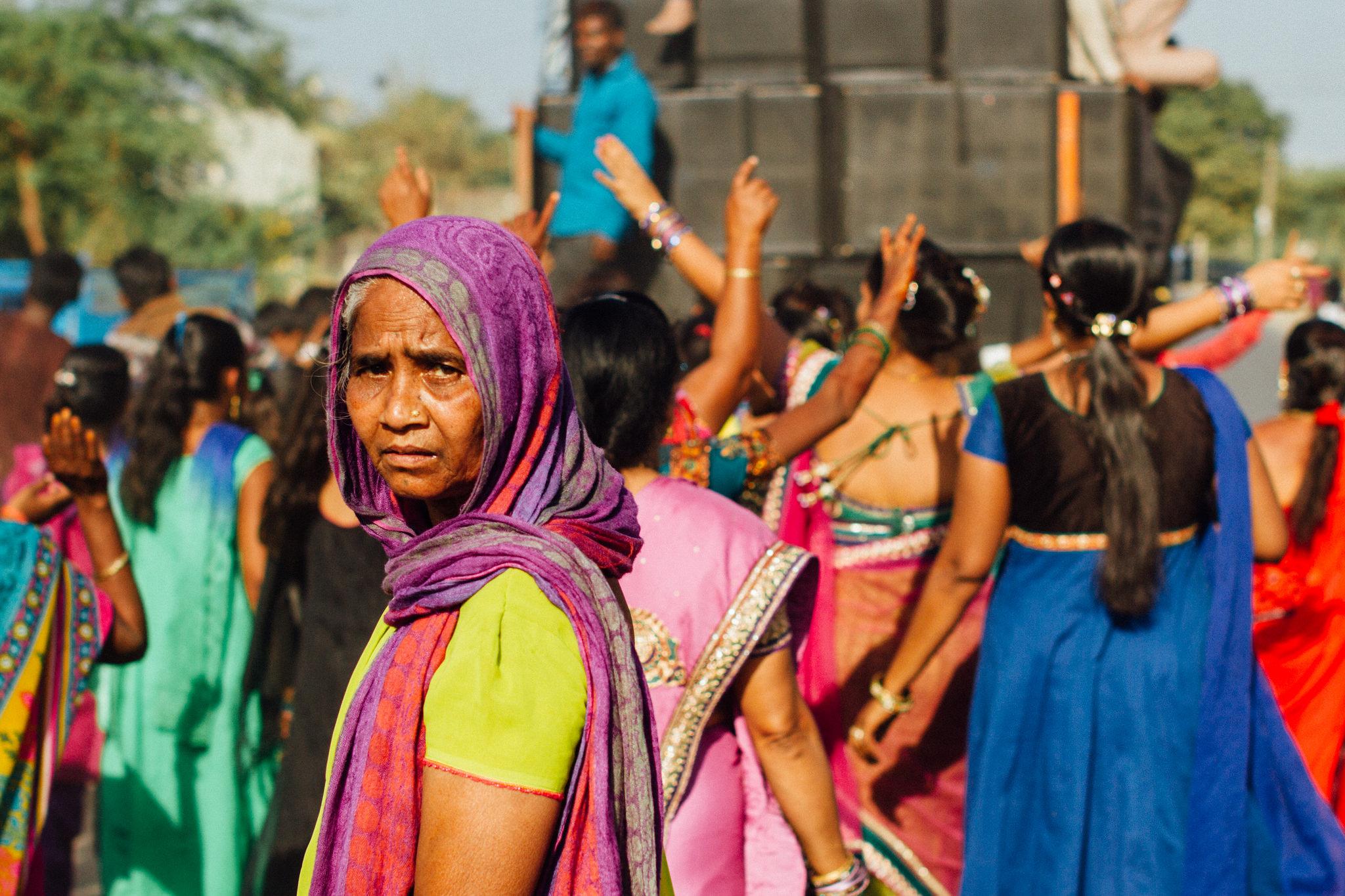 Indie - indické ženy
