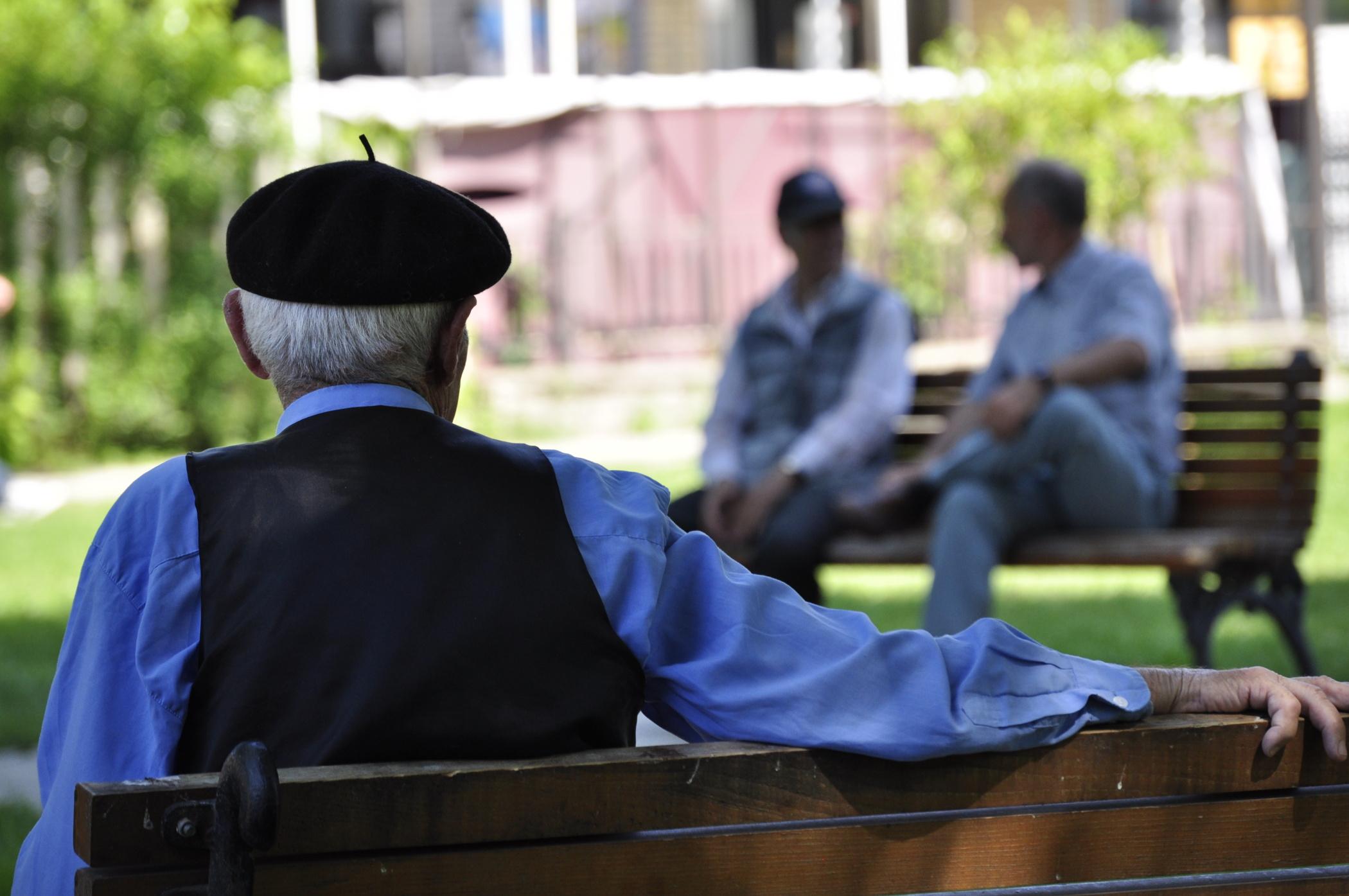 Samota a stáří
