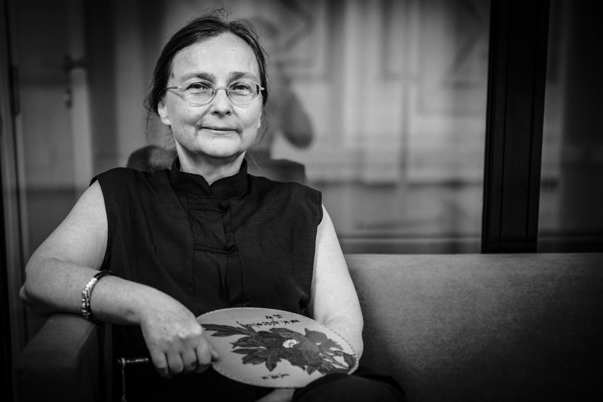 Olga Lomová, sinoložka, překladatelka z čínštiny