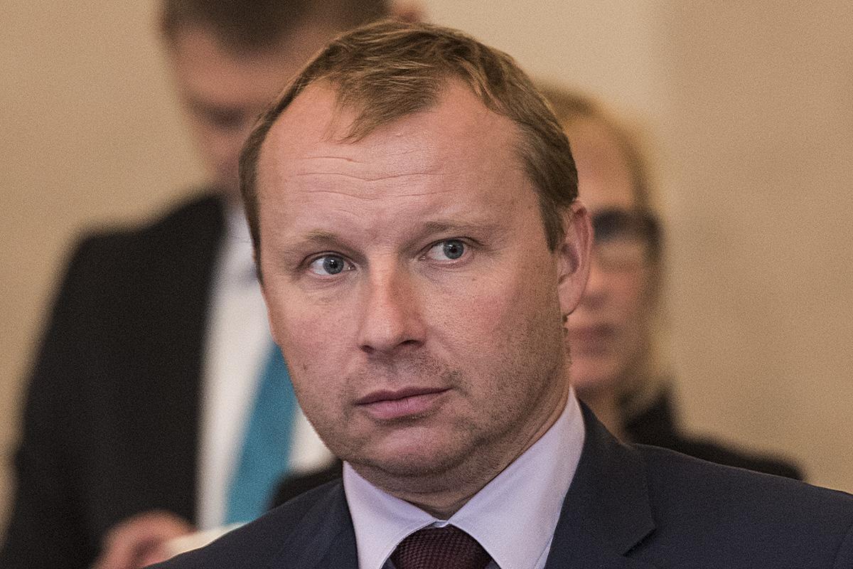 Europoslanec Miroslav Poche