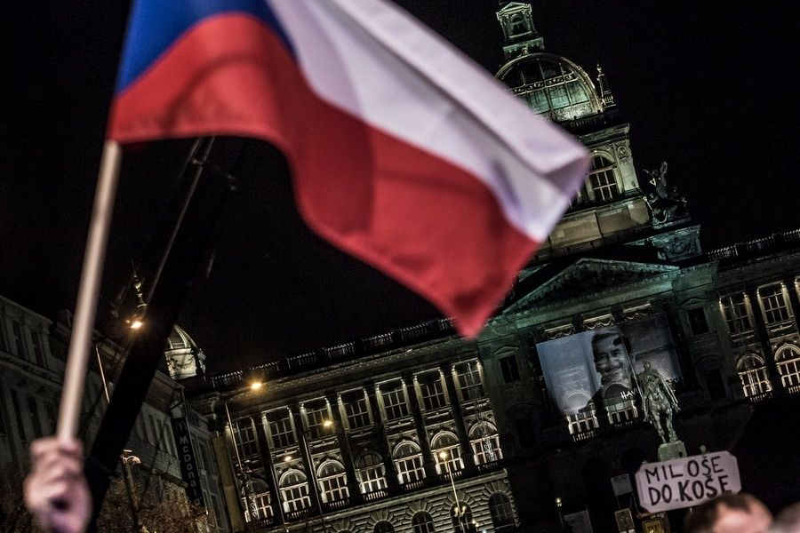 17. listopad - Den boje za svobodu a demokracii