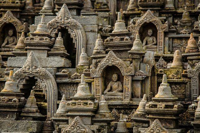 Chrám Borobudur