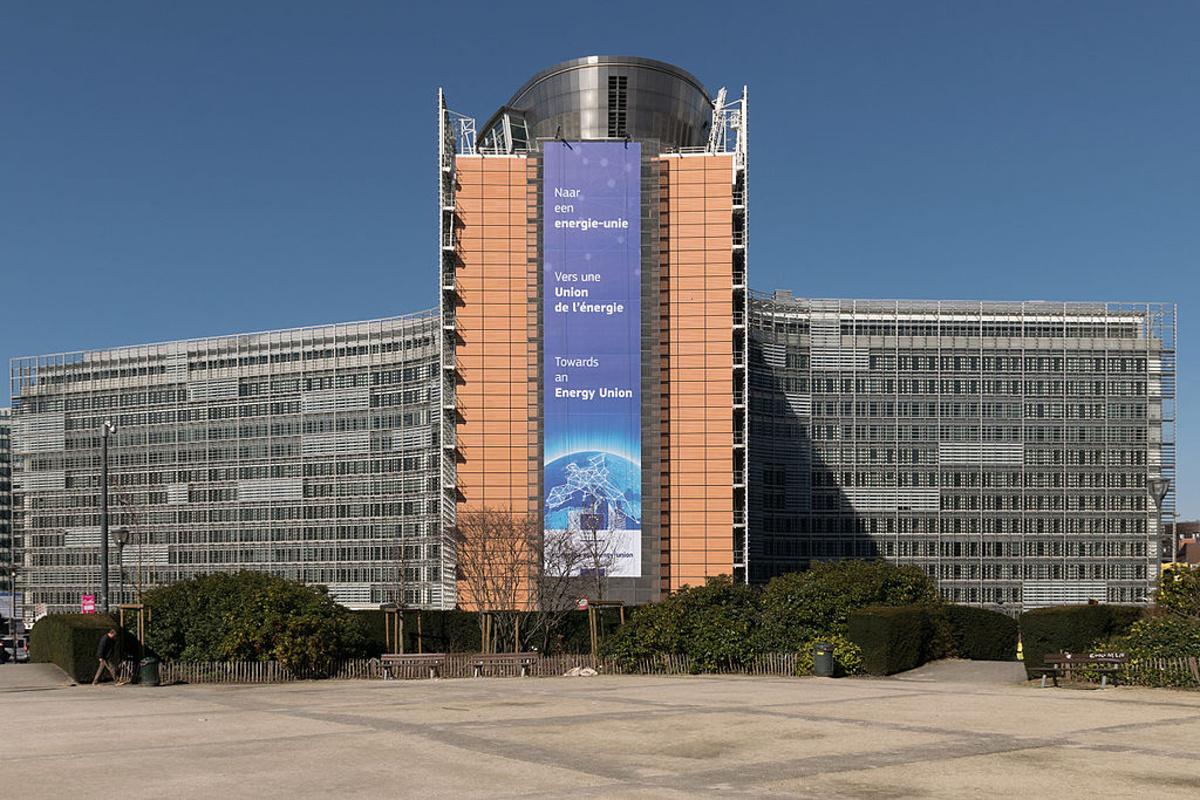 Sídlo Evropské komise v Berlaymontu