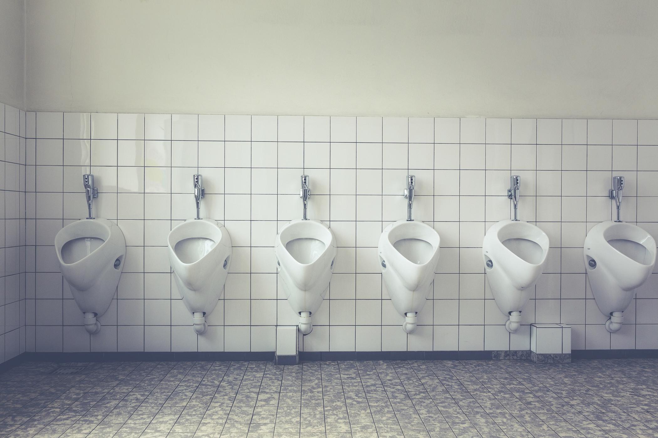 záchody - toalety