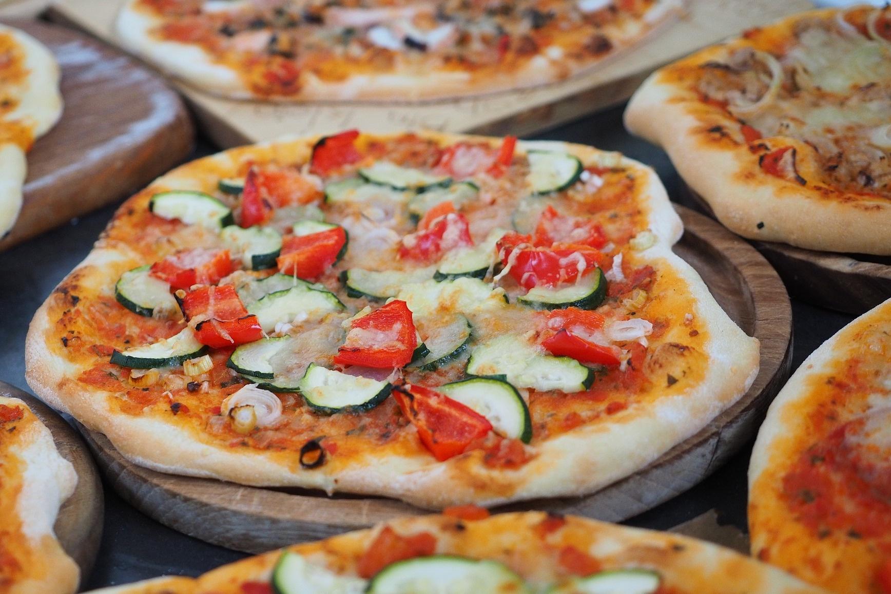 Pizza (ilustrační snímek)