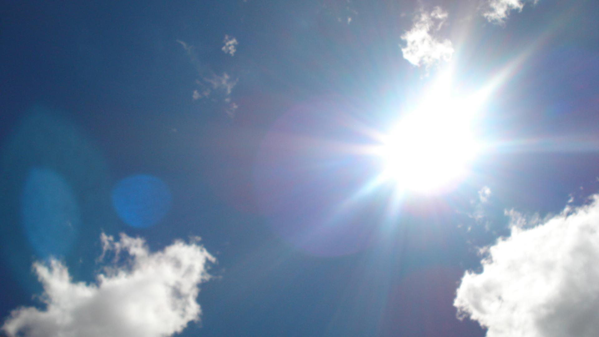 Horké počasí dokáže byt pěkně rozžhavit