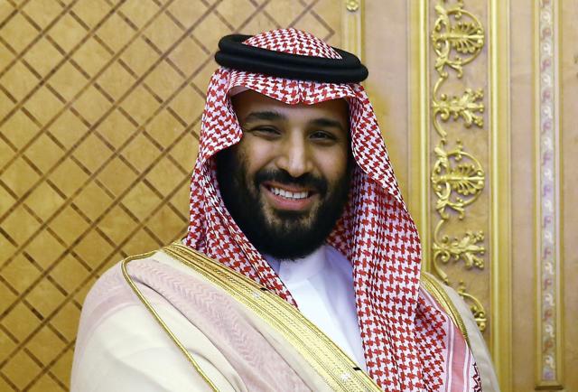 Mohamed bin Salmán, dvaatřicetiletý nástupník trůnu, syn krále Salmána, stojí za vyhlášením nové protikorupční komise