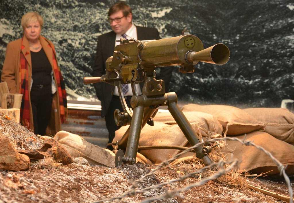 Výstava První světová válka, léta zkázy a bolesti v Jihočeském muzeu
