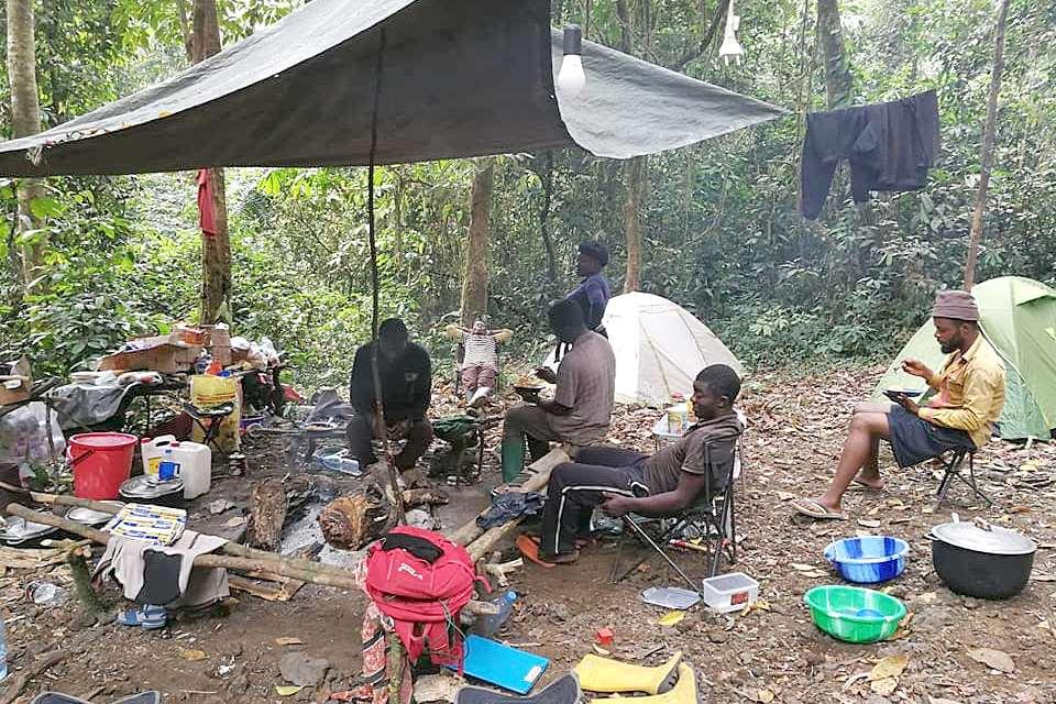 Kamerun - O.N.