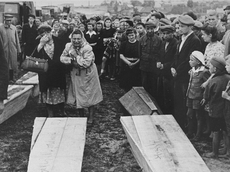 Pogrom v Kielcích
