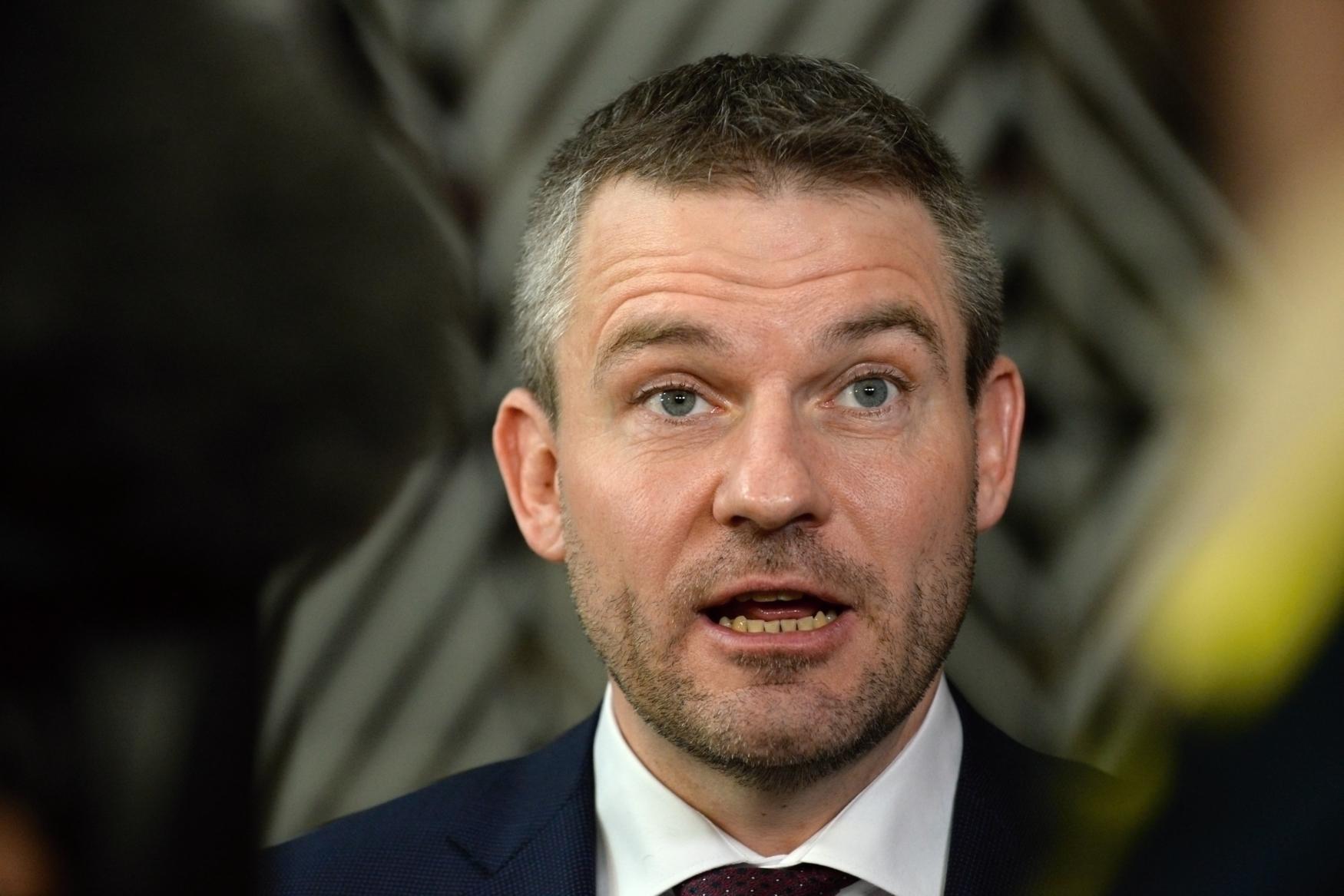 Peter Pellegrini, nový slovenský premiér