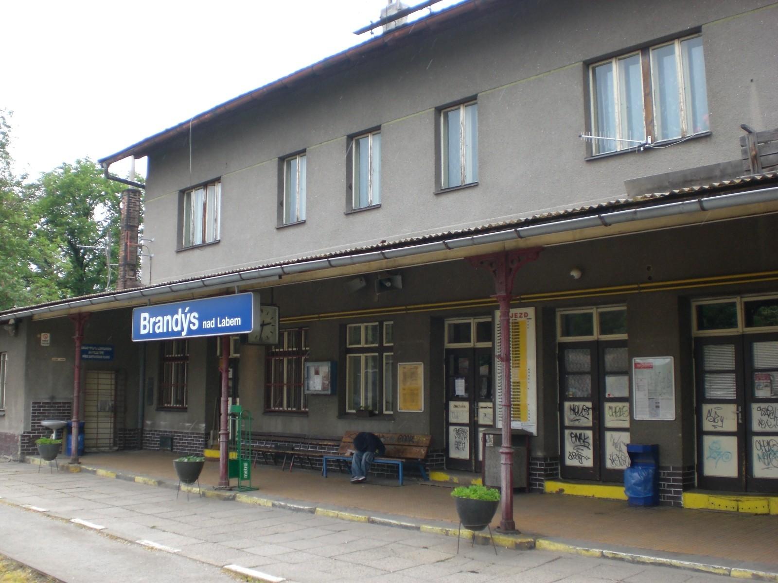 Nádraží Brandýs nad Labem